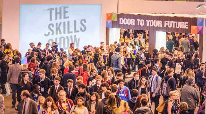 Over 70,000 to attend sixth annual Skills Show this week