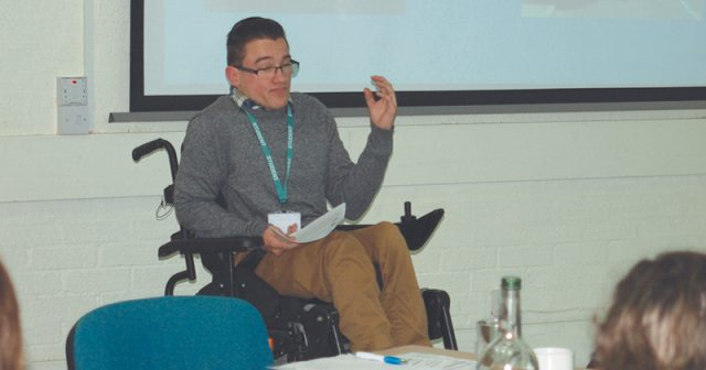 SEND students raise concerns about transport at second meeting of the Natspec Student Voice Parliament