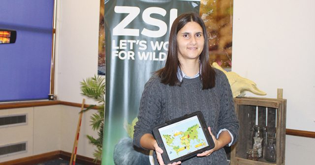 West Herts student wins Whipsnade Zoo's app-making competition