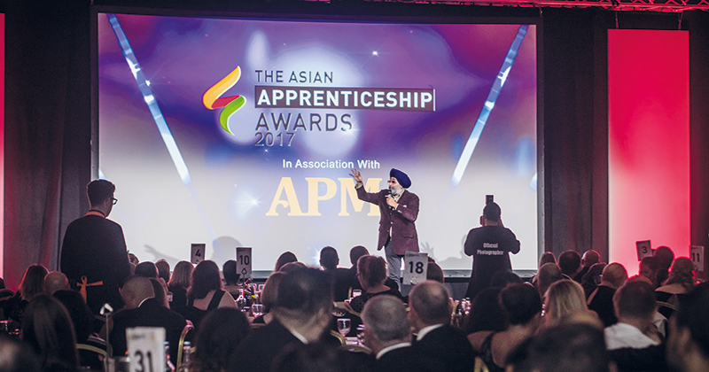 Top British-Asian apprentices and their employers recognised at annual Asian Apprenticeship Awards