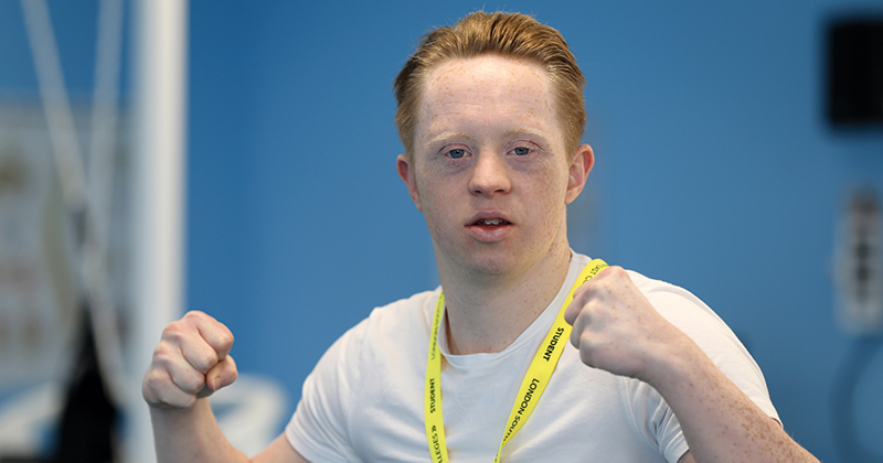 Student wins eight gold medals at Downs Syndrome International Swimming Organisation European Championships