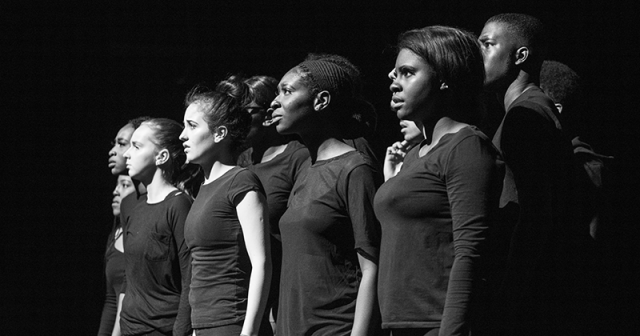 Performing arts students invited to perform refugee play at Parliament