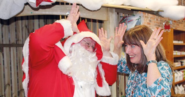 Grotto staff learn to sign to communicate with children with communication difficulties