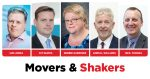 Movers and Shakers: Edition 229