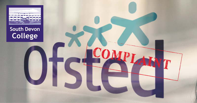 Exclusive: College complains to Ofsted over rating of 14 to 16 provision