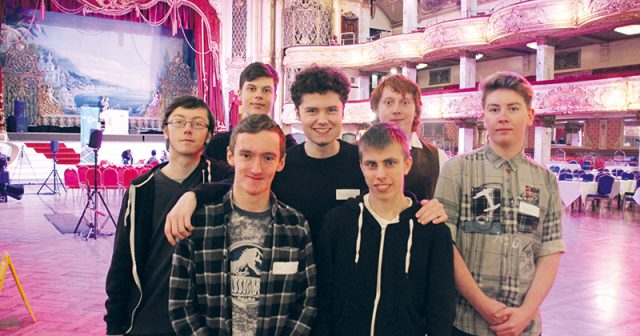 College's shy dancers tackle their fear on BBC Radio 5 Live