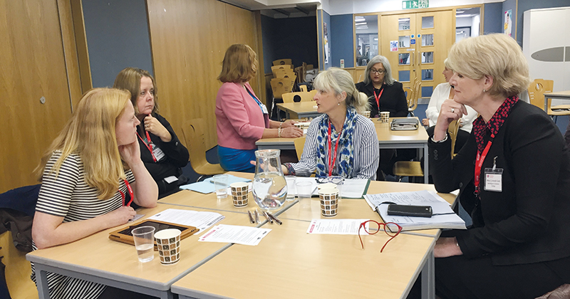 Governance myths dispelled at Women's Leadership Network workshops