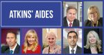 Atkins' aides: Principals appointed to advise DfE
