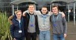 Aspiring police officers save a life on their walk home from college