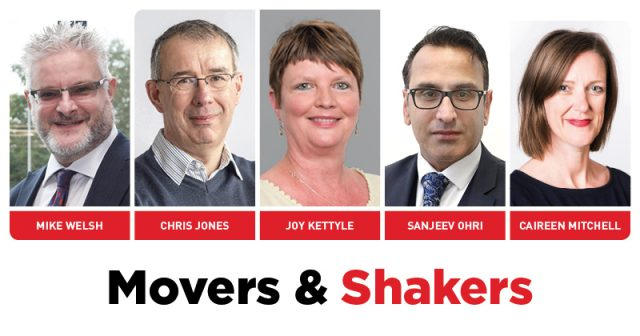 Movers and Shakers: Edition 231