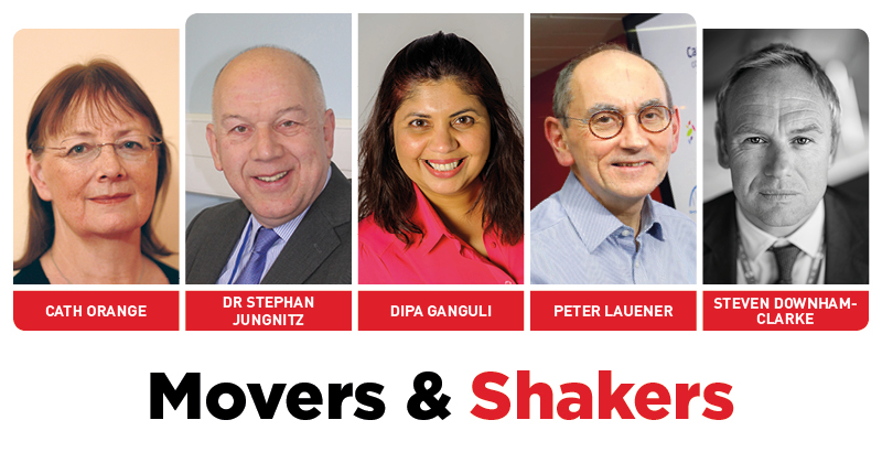 Movers and Shakers: Edition 232