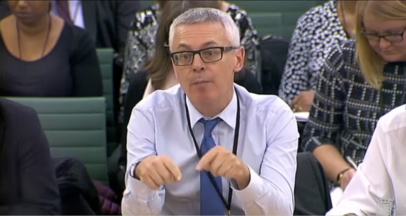 Top DfE official admits FE not represented on Office of Students board