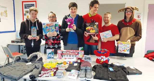 SEND learners raise money to fund education of boy in Nepal with Downs Syndrome