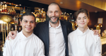 Aspiring caterers undertake work experience with First Dates star Fred Sirieix