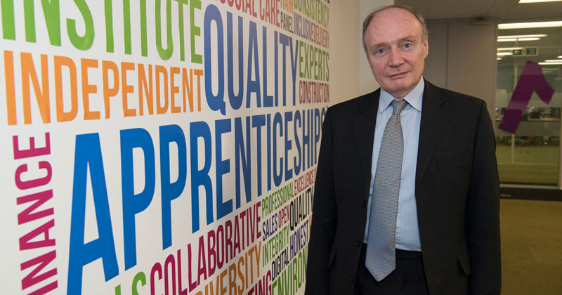 IfA defends slowdown on apprenticeship standards