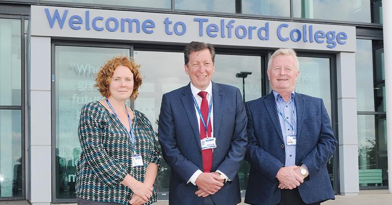 Struggling college awarded £21m to make merger work