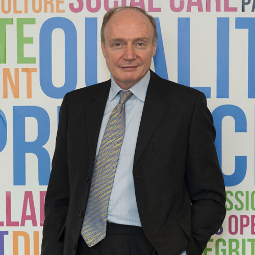 Sir Gerry Berragan, Chief executive, Institute for Apprenticeships