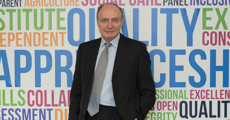 IfA boss refuses to say whether he wants to remain in post as DfE forced to re-advertise role