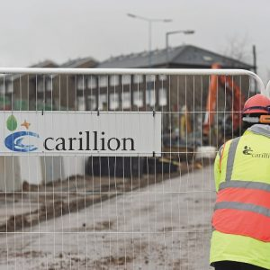 Carillion update: £1.4m apprentice rescue package