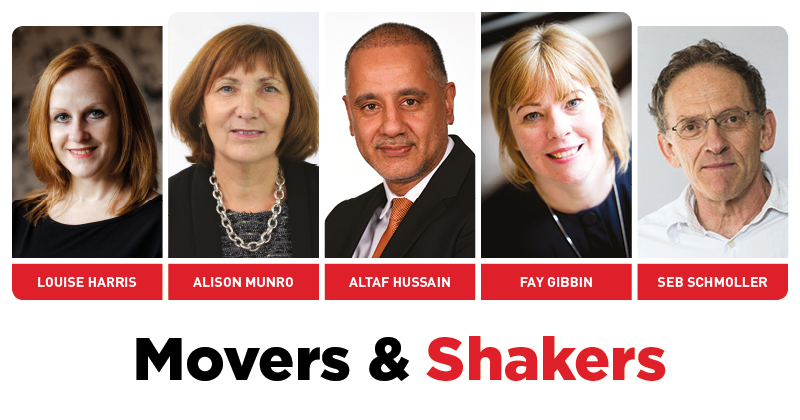 Movers and Shakers: Edition 233