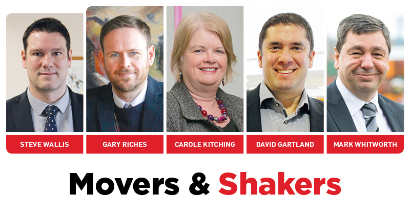 Movers and Shakers: Edition 234