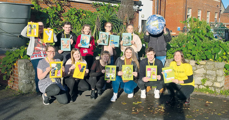 Environmental charity invests in student activism