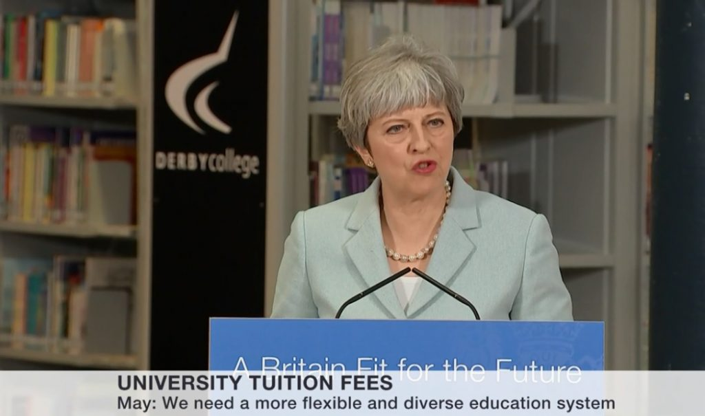 HE funding review launch: read the Prime Minister's speech in full