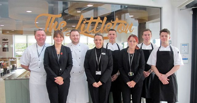 National business awards crown Walsall College's on-site restaurant the best reviewed in the UK