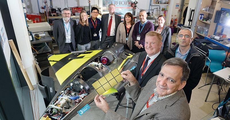 Blackburn College develops eco-friendly ways of fuelling aircraft