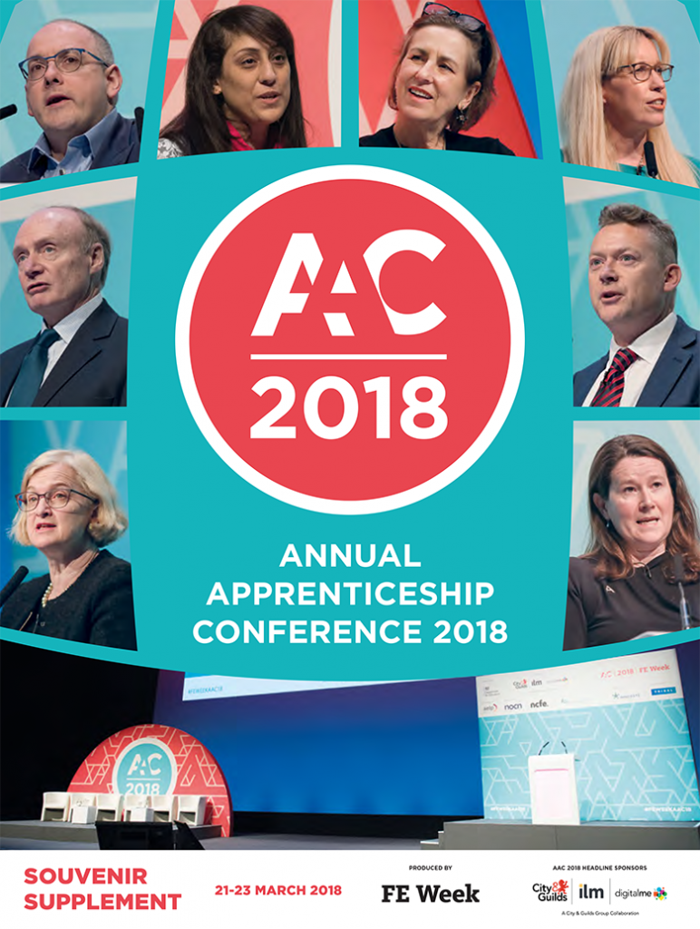 Annual Apprenticeship Conference 2018