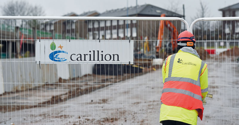 Job-switch plan stalls for former Carillion apprentices