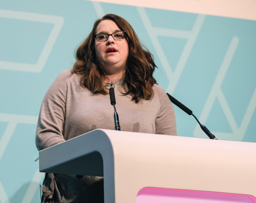 Emily Chapman re-elected as the NUS' head of FE