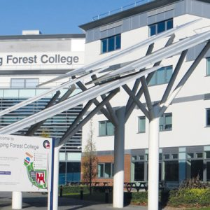 Struggling Epping Forest College racks up another financial notice