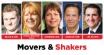 Movers and Shakers: Edition 237