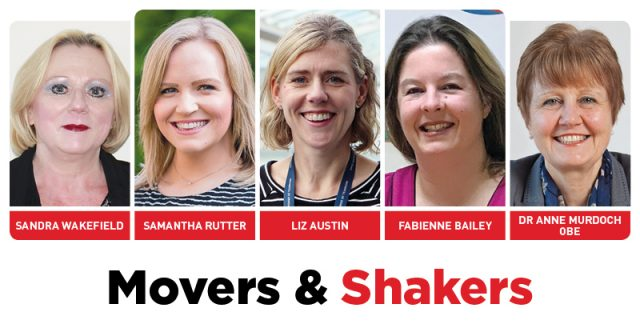 Movers and Shakers: Edition 238