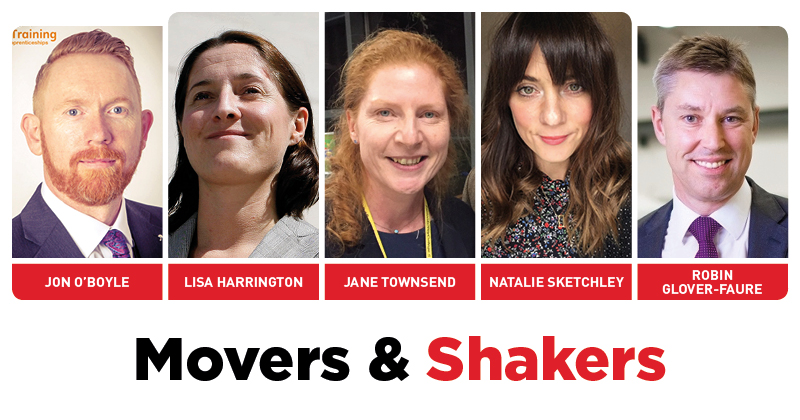 Movers and Shakers: Edition 239