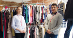 Winners of college's charity shop challenge revealed