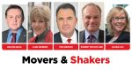 Movers and Shakers: Edition 240