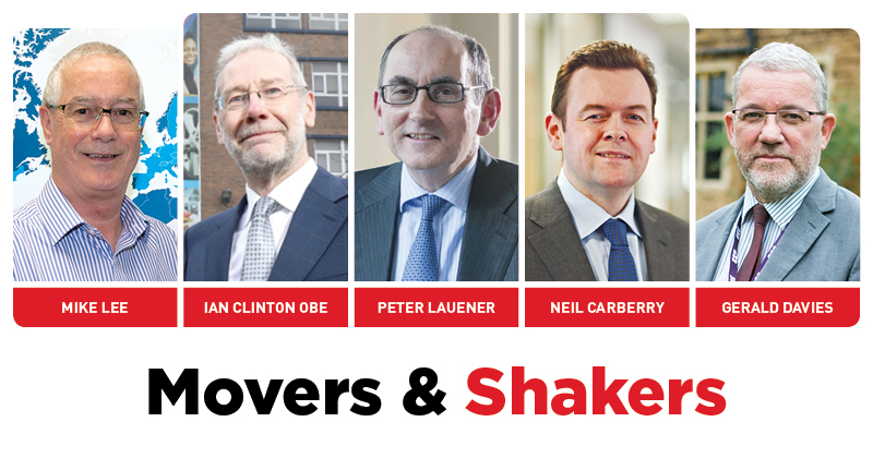 Movers and Shakers: Edition 241