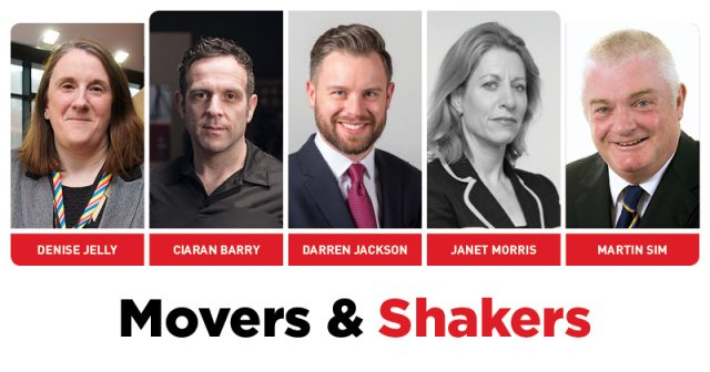 Movers and Shakers: Edition 242