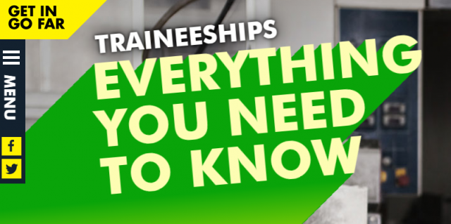 Life support for traineeships – but what exactly are they?