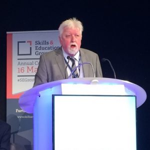 College principals can't afford to be charismatic, claims deputy FE commissioner