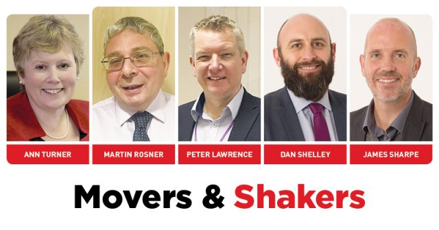 Movers and Shakers: Edition 244