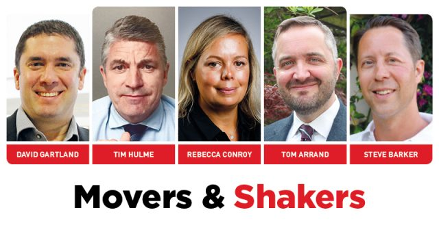 Movers and Shakers: Edition 245