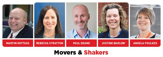 Movers and Shakers: Edition 246