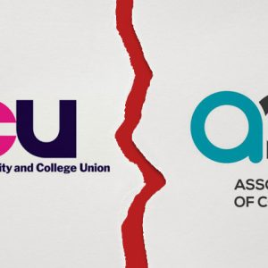 UCU threatens strike action over AoC's 'derisory' 1% staff pay rise recommendation