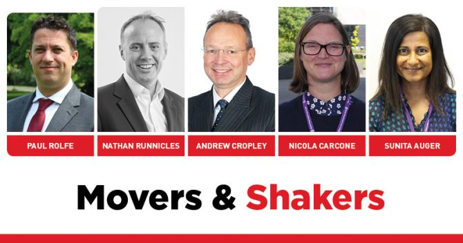 Movers and Shakers: Edition 247