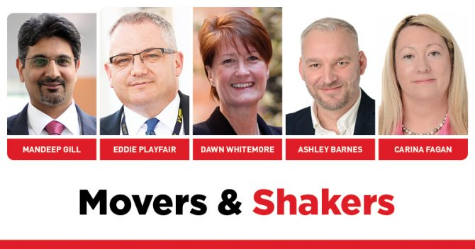Movers and Shakers: Edition 249