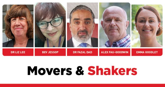 Movers and Shakers: Edition 250