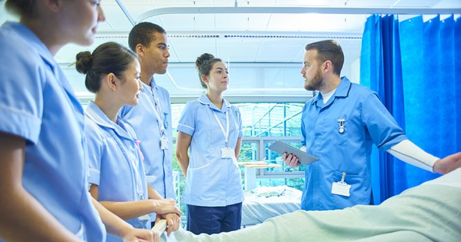 Nursing apprenticeships are a good thing - here's why